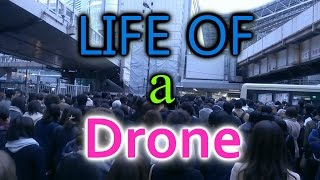 Life of a drone | The Boundless Journey