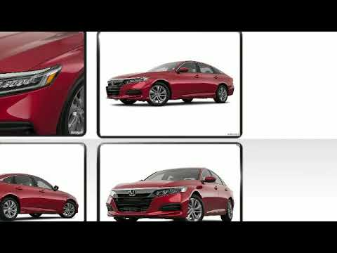 2019 Honda Accord Video
