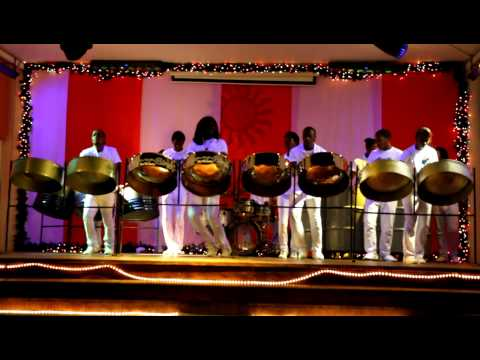 Gran Bahia Principe Jamaica. Steel Drum Entertainment