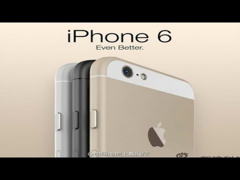NEW iPhone 6 LEAKED