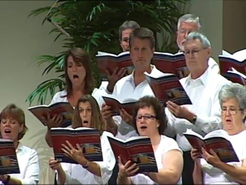 First Baptist Church Panama City, FL. Sanctuary Choir and Orchestra