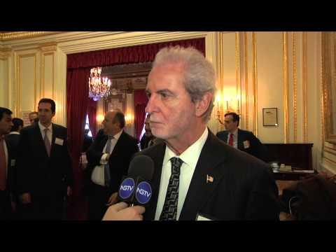 Ο Τζον Κάλαμος για τις επενδύσεις στην Ελλάδα - John Calamos on investing in Greece