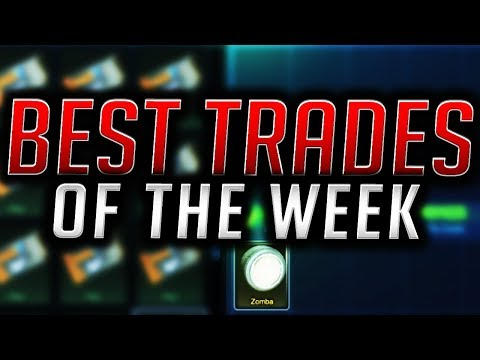 BEST Trades of The Week! EP.8 (Rocket League Trading)