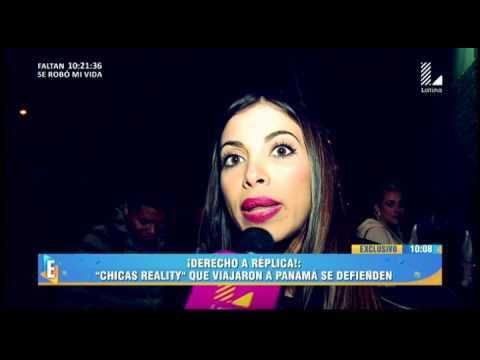 Chicas reality que viajan seguido a Panamá se defienden