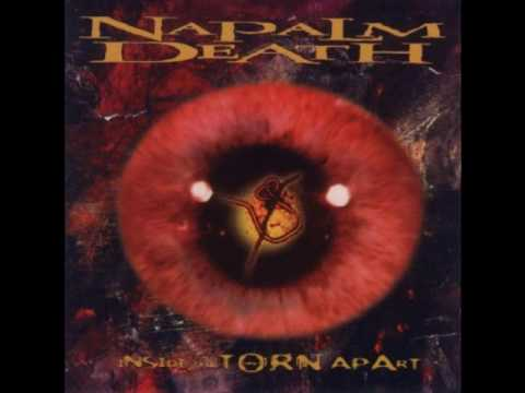 Napalm Death - Down In The Zero