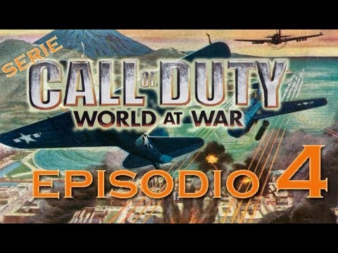 Serie COD5: World At War |Ep.4| Duelo x Equipos