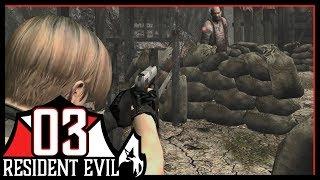 Resident Evil 4 (Blind) Episode 3: Triple Backflip