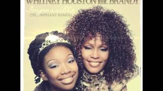 Watch Whitney Houston Impossible video