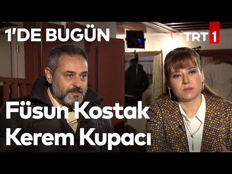 1'de Bugün - Kalk Gidelim / Kerem Kupacı ve Füsun Kostak  (24 Mart 2018)