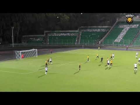 Обзор матча Арарат - Торпедо