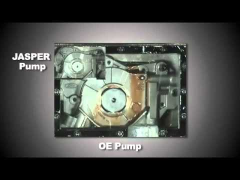 Jasper Engines & Transmissions - Ford Triton 3-Valve Oil Pump Update