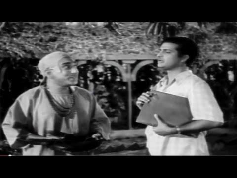 Missamma Movie || Relangi As Begger Comedy Scene || Ntr, Anr, Savitri,jamuna video