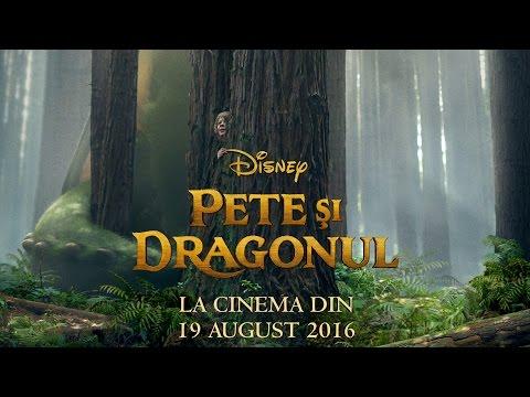 Pete și Dragonul (Pete's Dragon) - Trailer B - 2016