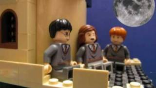Lego Harry Potter and the Sorcerer's Town