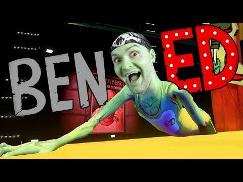 ЗОМБИ ВИКТОР ► Ben and Ed #1 Прохождение