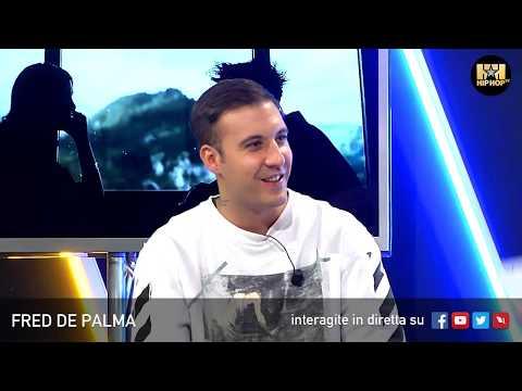 FRED DE PALMA 👍🏻 LIVE SU HIP HOP TV 👊🏻📲