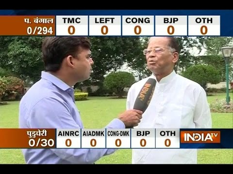 Assembly Polls: I Don't Believe in Exit Polls, Says Tarun Gogoi
