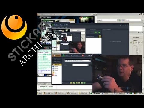 Stickam Archives - Reactions and New Years 2007