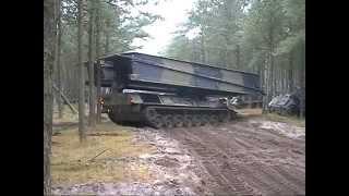 Manöver Dänische Armee Truppenübungsplatz Oksbol November 2002 Leopard 1 DK M113 G3 Army Teil 4