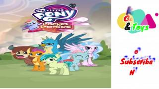 Fun Kids Game -  My Little Pony Pocket Ponies  -  Games For Kids