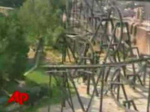 Teen Decapitated by Six Flags Roller-coaster