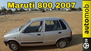 Maruti 800 2007 - A classic hatchback | Jeet Patel