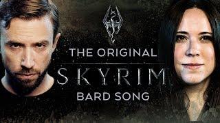 Vokul Fen Mah Original Skyrim Bard Song Feat Malukah