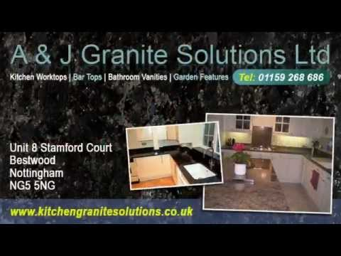 A & J Granite Solutions Ltd