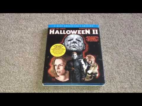 Halloween 2 (scream factory) Blu-ray