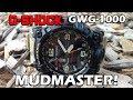 Casio G-Shock Mudmaster GWG-1000DC-1A5 Review - Perth WAtch #74