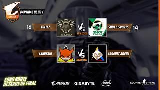 ESP Aorus Leage CS GO 8vos   ANNUNAKI  vs ASSALUT ARENA   BO1- Counter Strike  Global Offen