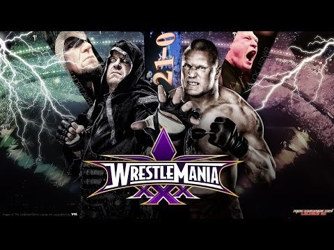 Wrestlemania XXX Talk - Brock/Taker, Bryan/HHH, Cena/Wyatt and the WWE World Heavyweight Title