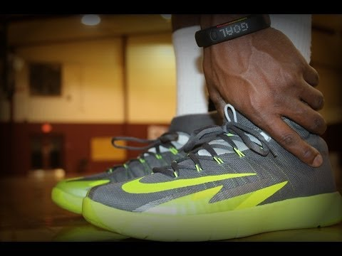 Nike Zoom HyperRev Performance Test