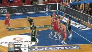 PANATHINAIKOS-OLYMPIAKOS  80-70 PANATHINAIKOS HIGHLIGHTS GREEK CUP FINAL