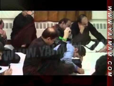 Noha Salam Abir Rizvi 2012 Zainab Ne Kaha Yaimam Com video