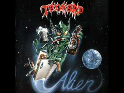 Tankard - Live To Dive