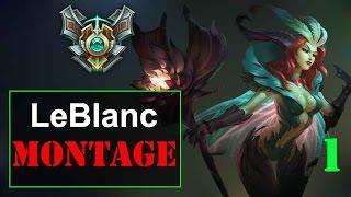 LeBlanc Montage - Best Of LeBanc 2017 | League Of Legends Mid