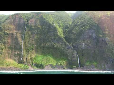 Kohala Coast Tour in 1080HD - Blue Hawaiian Helicopters
