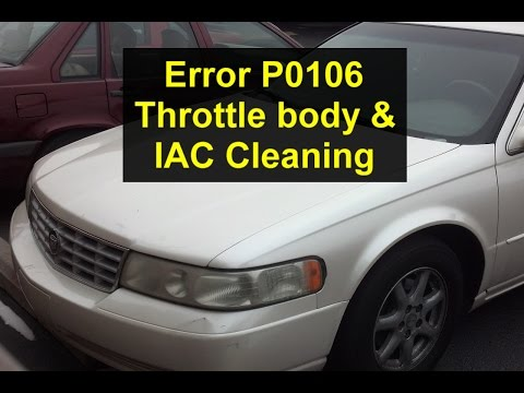 2003 cadillac cts throttle body how to save money and do it yourself. Black Bedroom Furniture Sets. Home Design Ideas