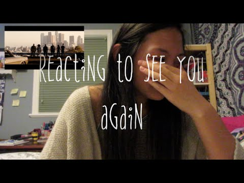 download lagu Wiz Khalifa - See You Again Ft. Charlie Puth   REACTION gratis