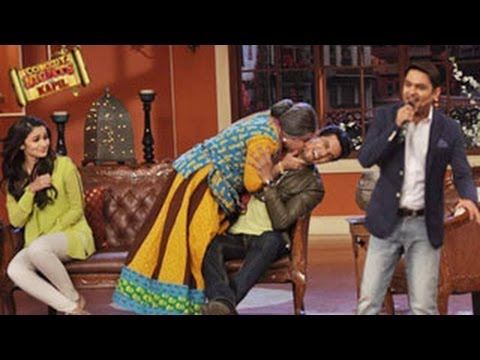 Alia Bhatt & Randeep Hooda on Comedy Nights with Kapil 22nd February 2014 FULL episode