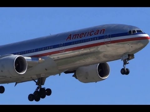 Compilation: Tribute to American Airlines at Chicago O'Hare,  KORD / ORD Plane Spotting