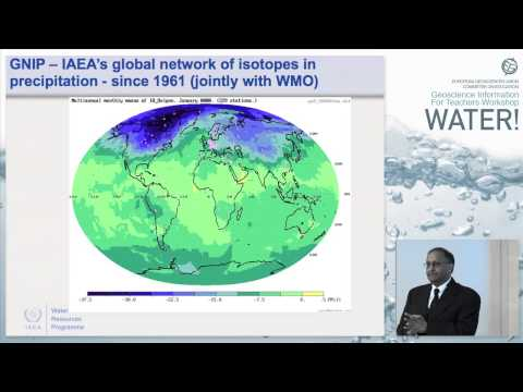 GIFT2012: How much water do we have and where