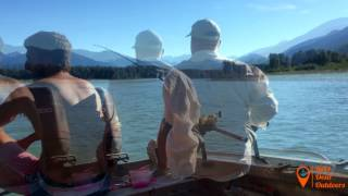 Skeena River Fishing Pranks :)