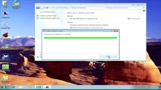 Backup And Restore Windows 7 Operating System Part 1 Tutorial)   YouTube