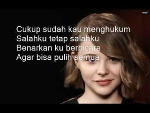 Faizal Tahir-Hanyut (Lirik)