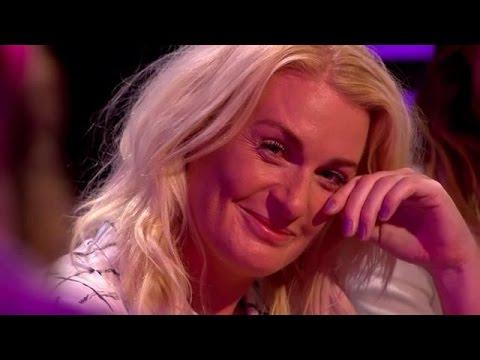 Sanne geroerd door lied Oud-deelnemer TVOH Dave - RTL LATE NIGHT
