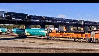 A HIGH/LOW RACE, FUSELAGES, YELLOW BONNET + DID I MENTION TRAINS?! SFJ, KANSAS CITY, MO! 10/20/2019