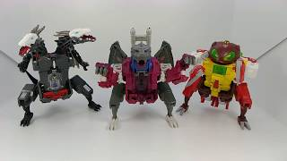 Transformers Review: Monsterbots