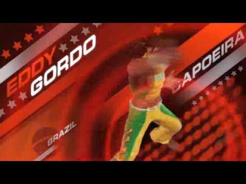 Capoeira Brasileira Em Tekken